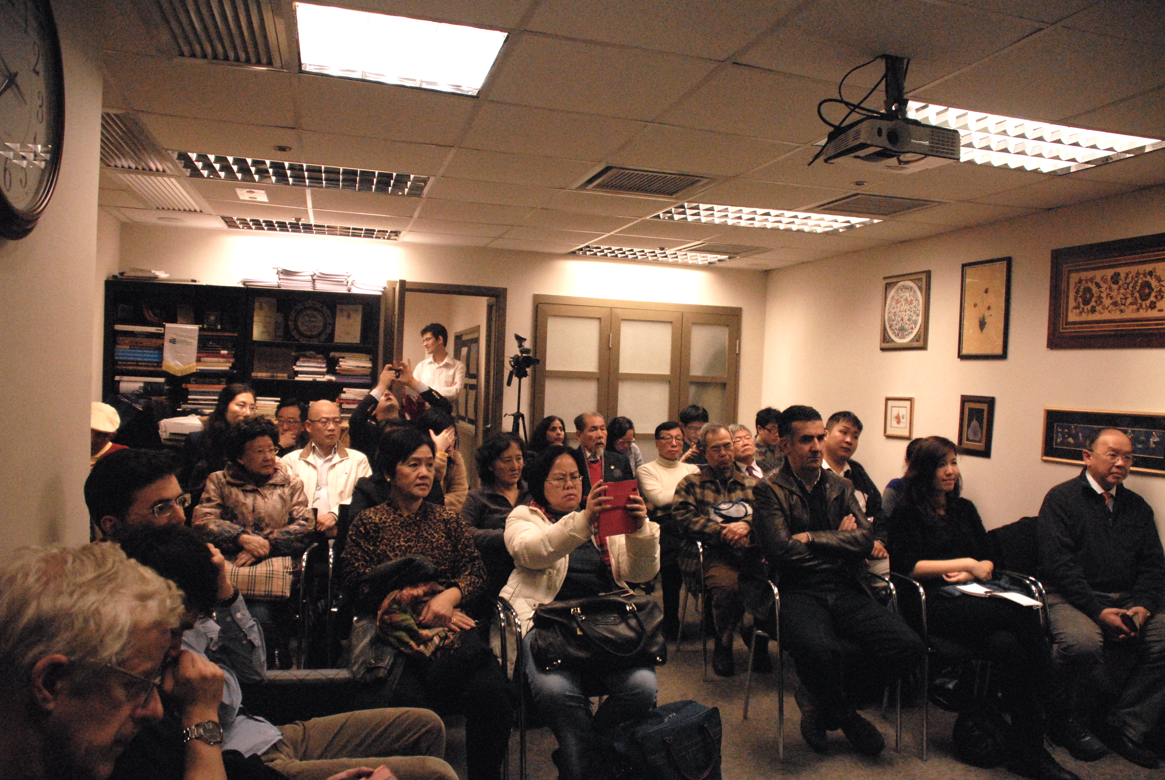 Talk on Harmony in Diversity; Confucianism and Islam