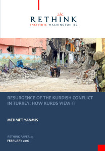 Resurgence of the Kurdish Conflict in Turkey: How Kurds View It