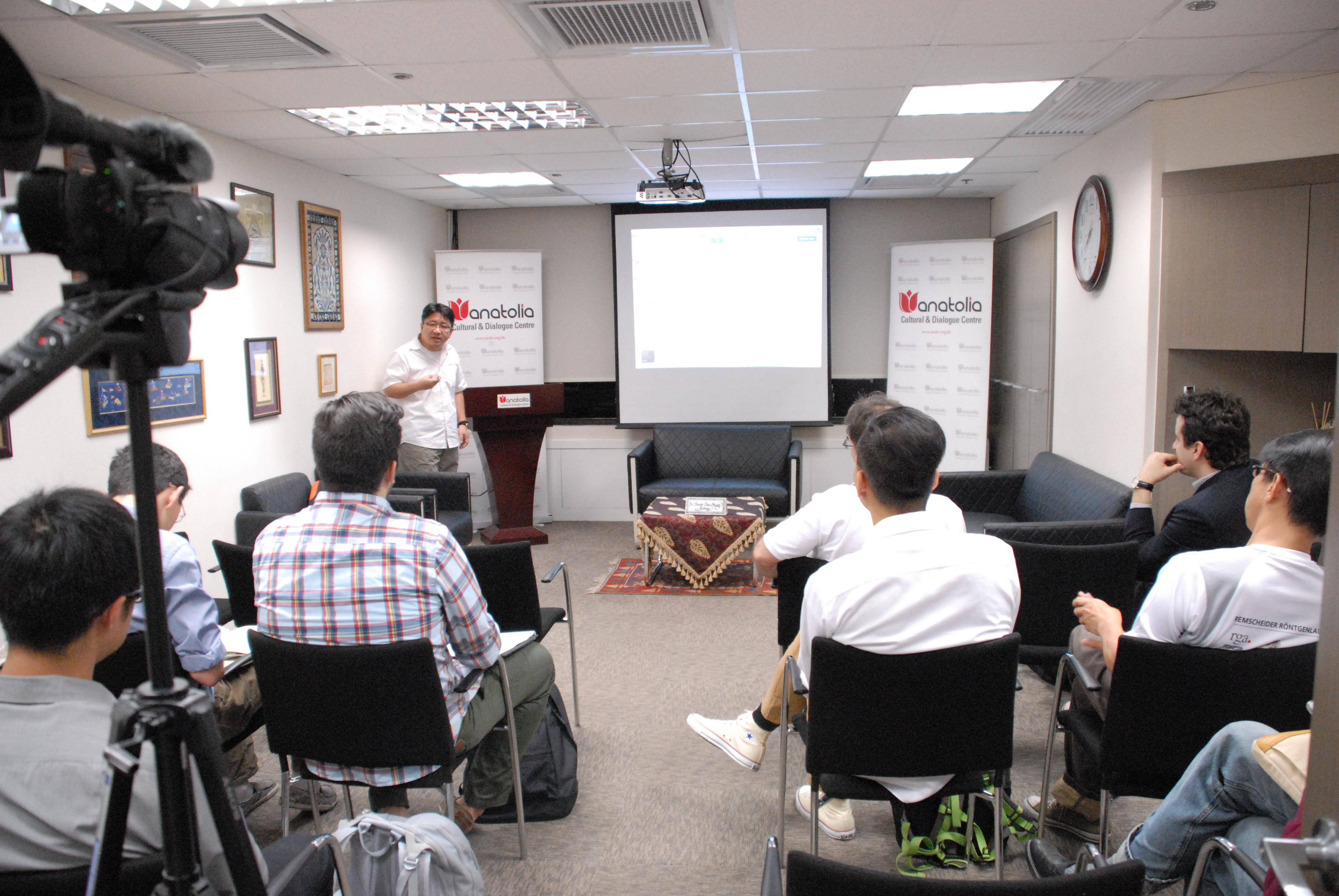 Talk on Ecological Foodways of Hong Kong