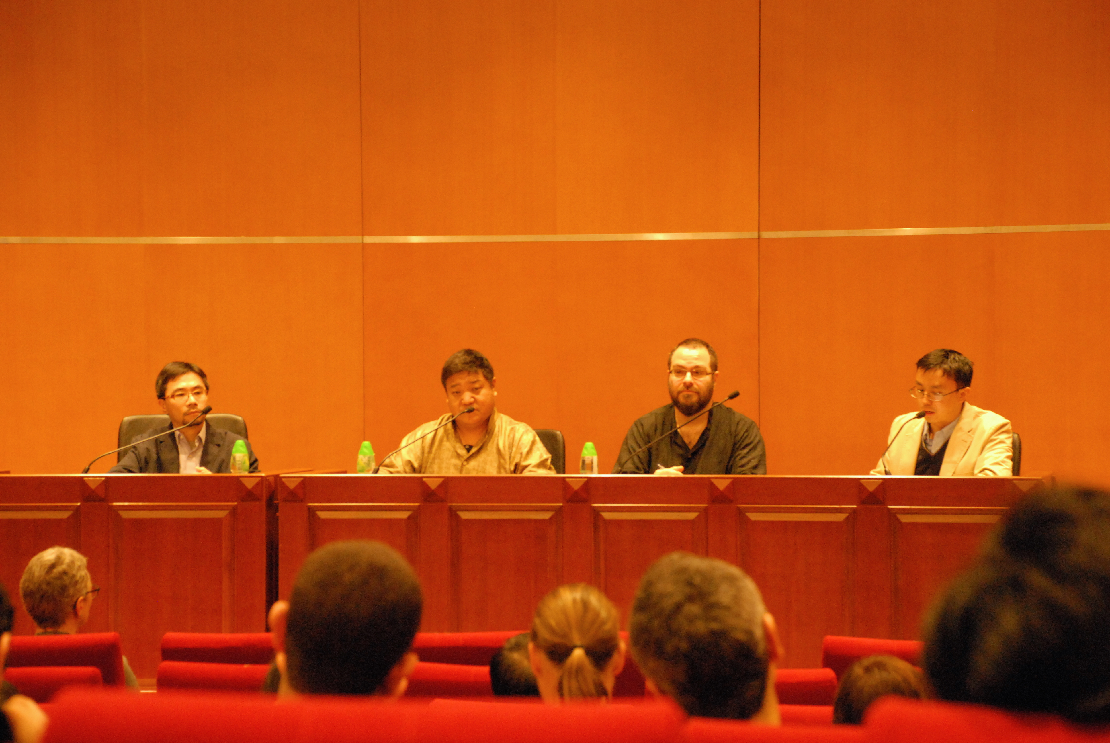 Panel on Verses of Love and Embracing the Other