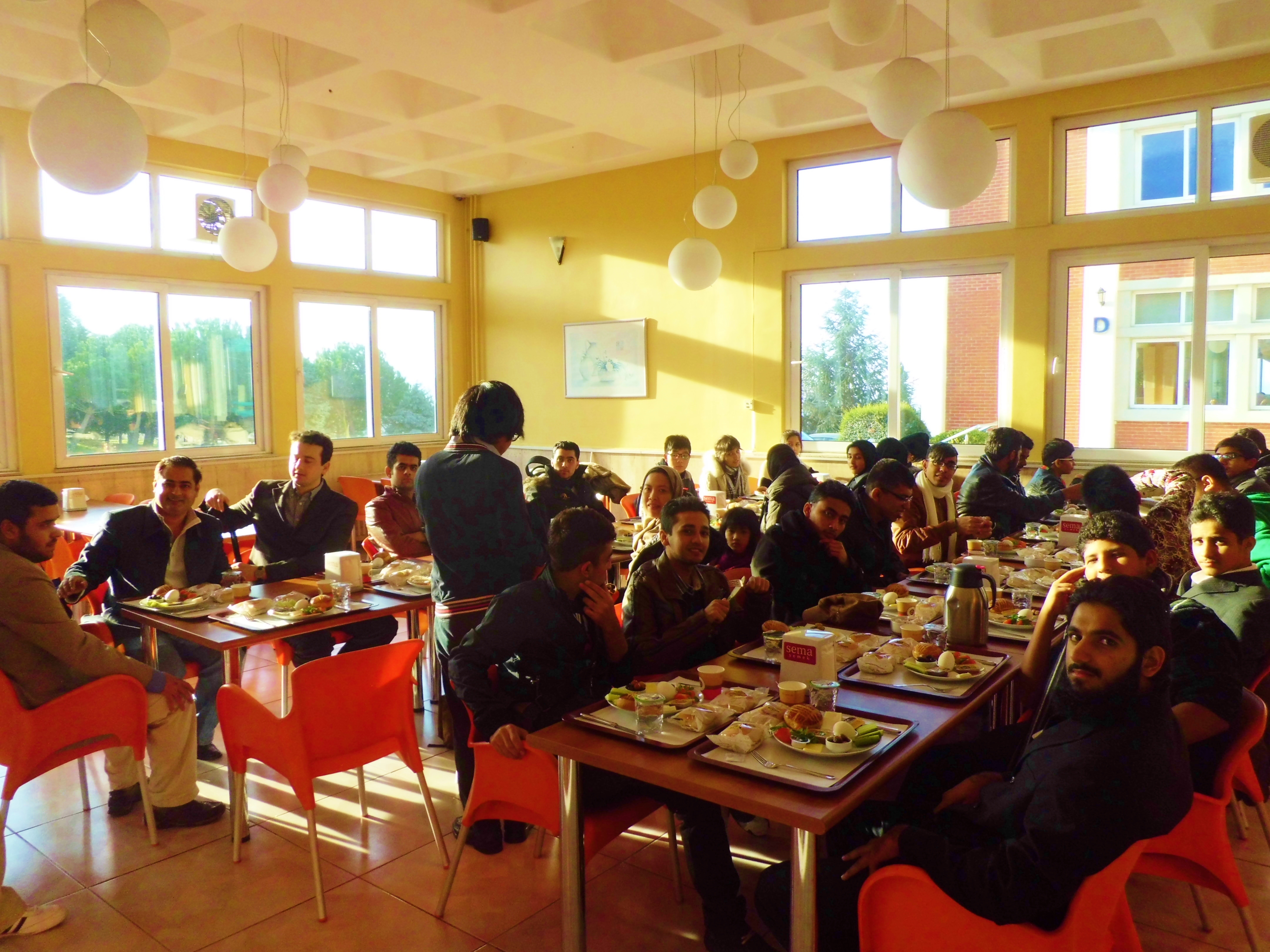 Educational Trip to Turkey – Reflection Report