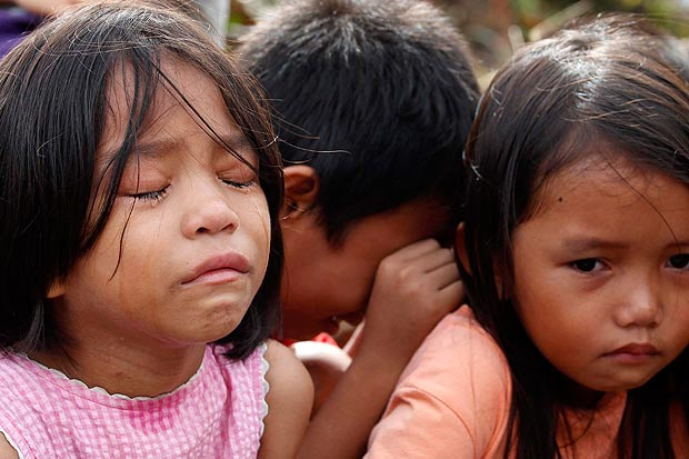 Time to Help Typhoon Haiyan Victims