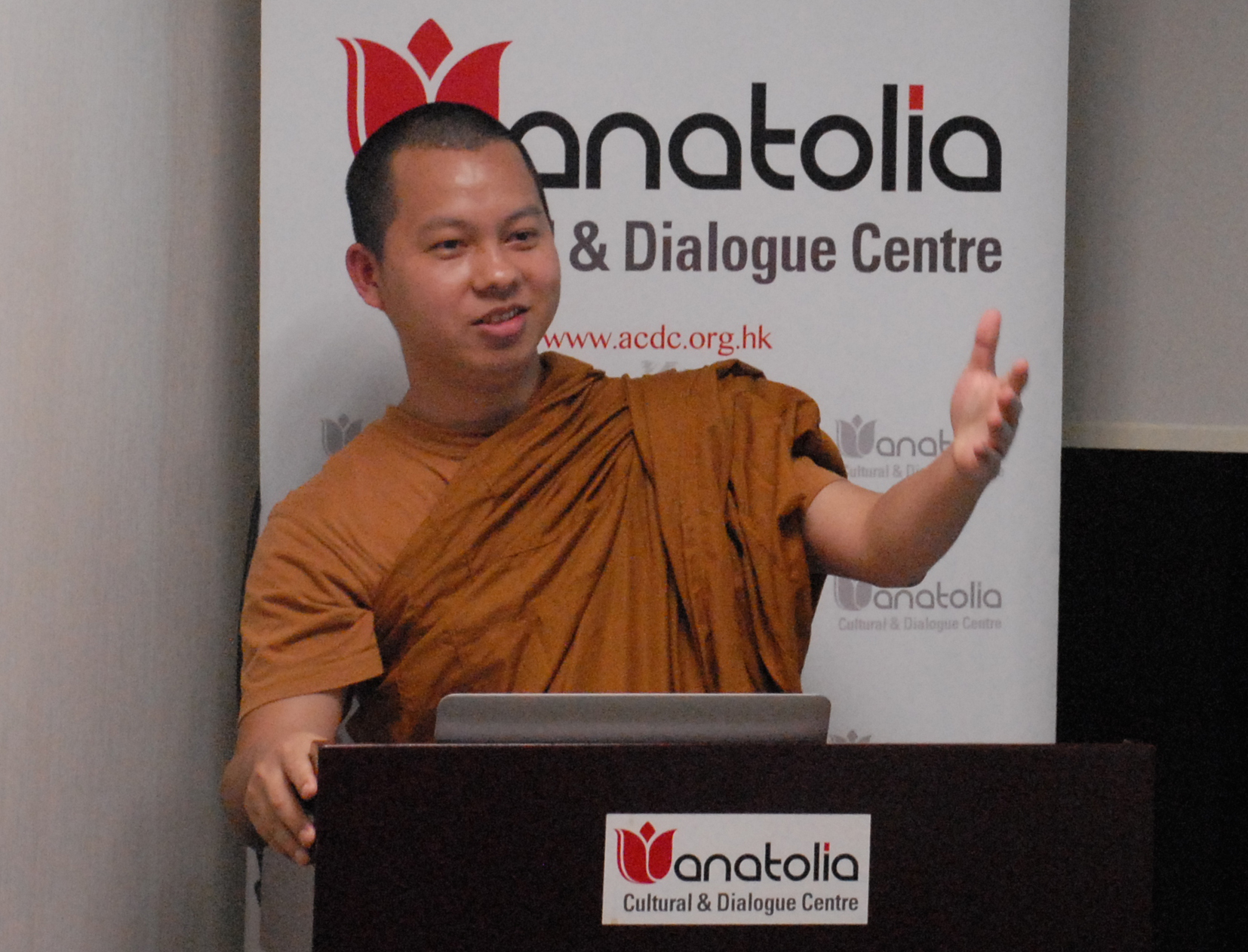 Talk on Buddhism and Its Teachings on Religious Harmony