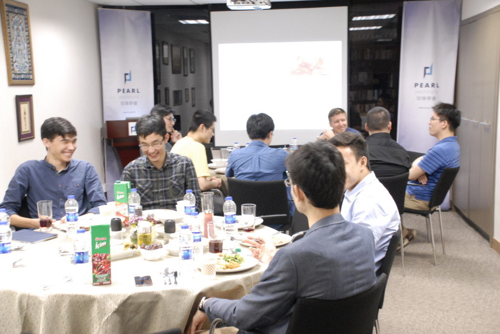 Iftar Dinner with Academicians from HK Universities